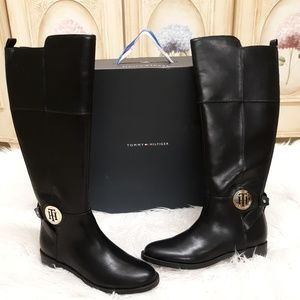 Tommy hilfigar riding boots